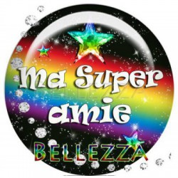 30mm verre,1 Cabochon verre 30mm , Arc en ciel, espace, multicolore, Ma super Amie