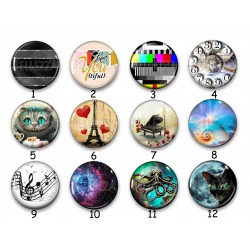 Cabochon par collection