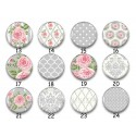 Cabochon par collection,shabby chic, 28532