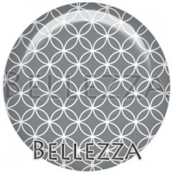 Cabochon verre, cabochon resine, géométrique basique, illustrations