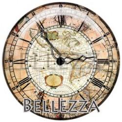Cabochon verre, cabochon resine, horloge, tic tac, illustrations