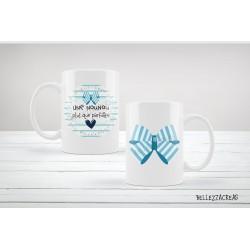 Mug, nounou plus que parfaite, personnalisable