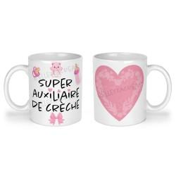 Mug céramique, recto verso, personnalisable