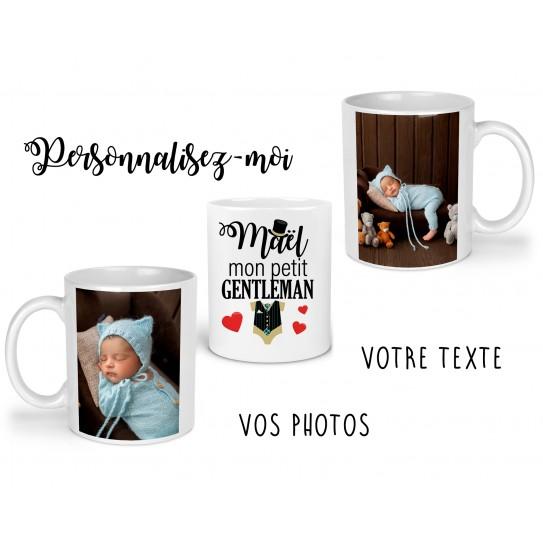 Mug avec vos photos, images