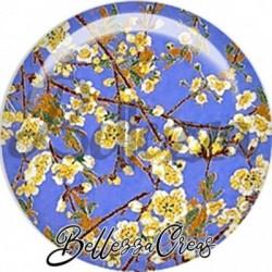 Cabochon verre, cabochon resine, fleur, liberty, japon, nature