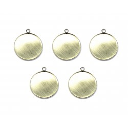 Support pendentif 30mm